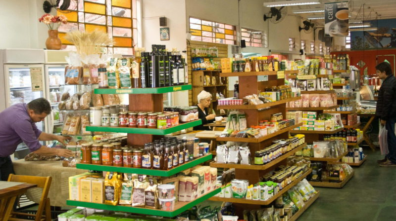 Loja de Produtos Naturais e Orgânicos, Alternativa Casa do Natural-Vila Madalena SP